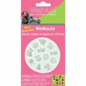 Moule silicone modelage - multi fruits - WeMoule