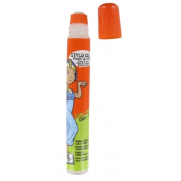 Stylo colle avec embout mousse 50ml