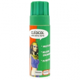 Cléocol 25g - extra forte - colle pour supports poreux