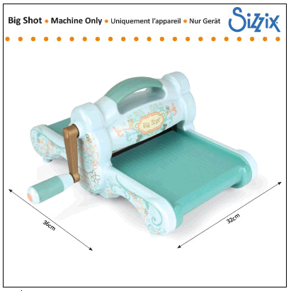 Big Shot Sizzix version 2