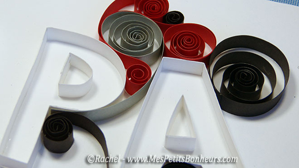 quilling tutoriel technique