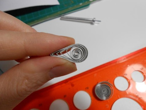 quilling technique