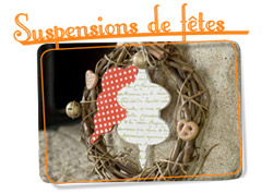 loisirs creatifs tutoriel suspension fetes