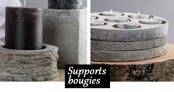 beton creatif support bougie